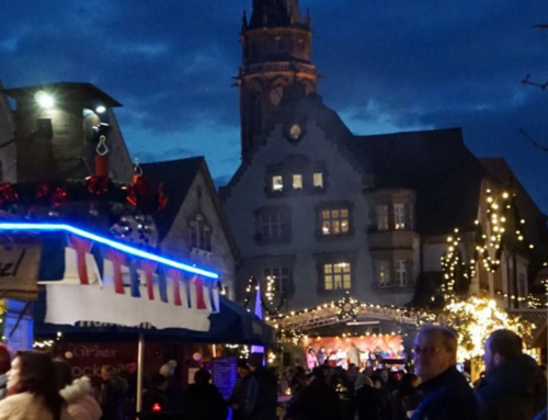 Nachschau – Rother Christkindlesmarkt