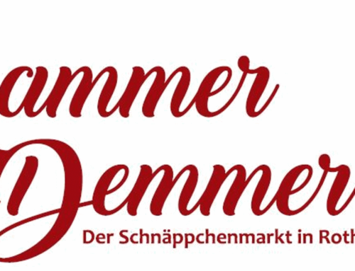 Rammer Demmer am 17. und 18. Mai 2019